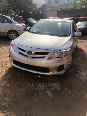 Toyota Corolla 2012 Silver | Cars for sale in Lagos State, Amuwo-Odofin