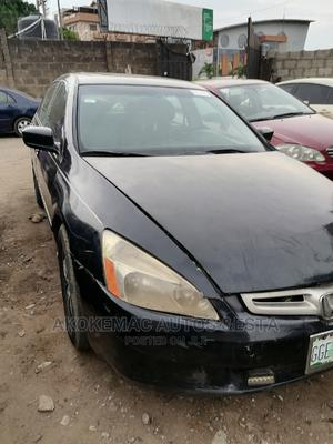 Honda Accord 2005 2.0 Comfort Black   Cars for sale in Lagos State, Ikeja
