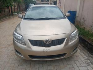 Toyota Corolla 2010 Gold | Cars for sale in Lagos State, Ikeja