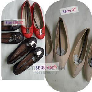 Uk/Us Brand Ladies Flat Shoes,Sandal Slippers | Shoes for sale in Lagos State, Ikorodu