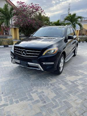 Mercedes-Benz M Class 2012 ML 550 4Matic Black | Cars for sale in Lagos State, Lekki