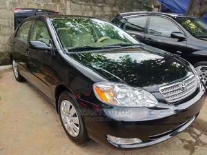 Toyota Corolla 2008 1.8 LE Black | Cars for sale in Lagos State, Apapa