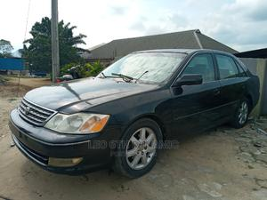 Toyota Avalon 2003 Black   Cars for sale in Rivers State, Port-Harcourt