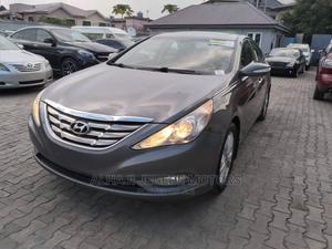 Hyundai Sonata 2011 Gray | Cars for sale in Lagos State, Amuwo-Odofin