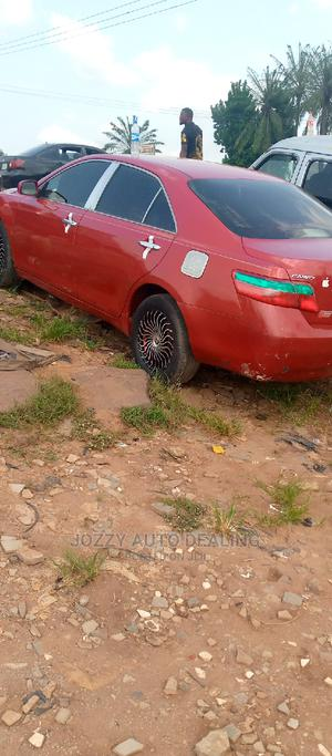 Toyota Camry 2009 Red | Cars for sale in Edo State, Benin City