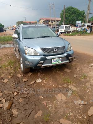 Lexus RX 2008 Blue   Cars for sale in Edo State, Benin City
