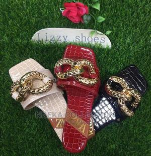 Ladies Palm Quality Slippers | Shoes for sale in Lagos State, Lagos Island (Eko)