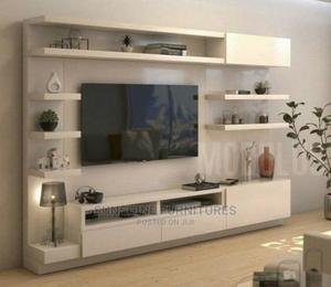 Modern Tv Stand With Console   Furniture for sale in Oyo State, Oluyole