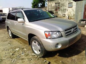 Toyota Highlander 2006 Silver   Cars for sale in Lagos State, Isolo