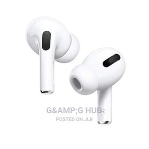 Apple Airpods Pro With Noise Cancellation - White | Accessories for Mobile Phones & Tablets for sale in Lagos State, Ikeja