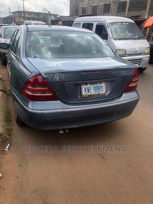 Mercedes-Benz C240 2004 Blue   Cars for sale in Rivers State, Obio-Akpor