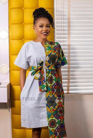 Ankara Ready to Wear Shift Dress.   Clothing for sale in Oyo State, Ibadan