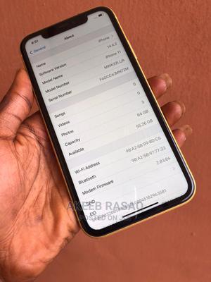 Apple iPhone 11 64 GB Yellow | Mobile Phones for sale in Oyo State, Ibadan