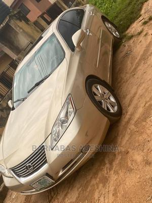 Lexus ES 2008 350 Gold   Cars for sale in Ondo State, Akure