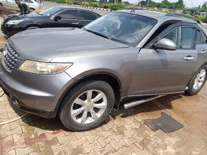 Infiniti FX35 2004 Base 4x4 (3.5L 6cyl 5A) Gray | Cars for sale in Anambra State, Awka