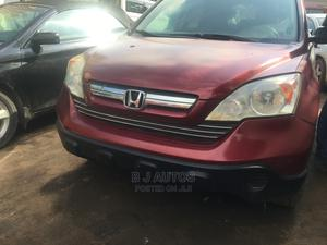 Honda CR-V 2008 Red | Cars for sale in Lagos State, Abule Egba