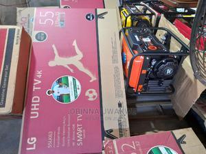 Lg Smart Tv   TV & DVD Equipment for sale in Edo State, Egor