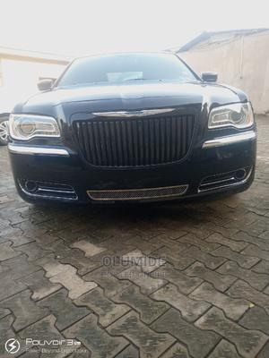 Chrysler 300 2013 300C Luxury Series AWD Black | Cars for sale in Lagos State, Agege