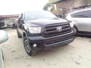 Toyota Tundra 2010 Black | Cars for sale in Lagos State, Isolo