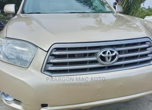 Toyota Highlander 2010 Limited Gold   Cars for sale in Lagos State, Amuwo-Odofin