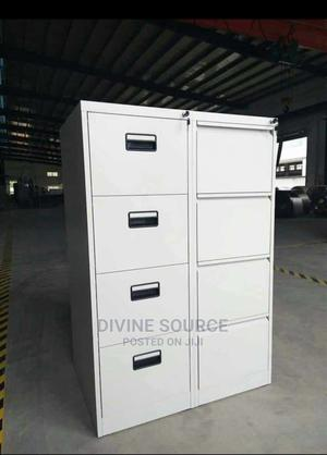 Quality Office 4drawer Filing Cabinet   Furniture for sale in Lagos State, Lekki
