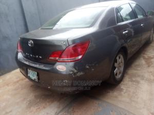 Toyota Avalon 2007 XLS Gray | Cars for sale in Lagos State, Alimosho