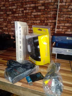 Ps2 Slim With One Wireless Controller, Installed Games | Video Game Consoles for sale in Delta State, Warri