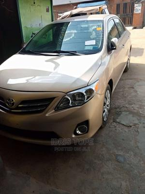 Toyota Corolla 2013 Gold   Cars for sale in Lagos State, Ikeja