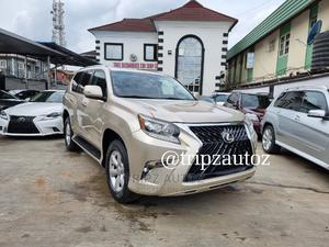 Lexus GX 2010 Gold   Cars for sale in Lagos State, Ikeja