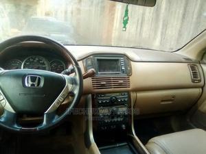 Honda Pilot 2005 EX-L 4x4 (3.5L 6cyl 5A) Black | Cars for sale in Lagos State, Ikeja