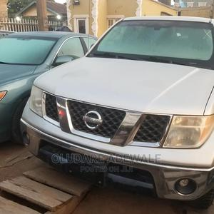 Nissan Frontier 2006 King Cab Silver | Cars for sale in Lagos State, Ikeja