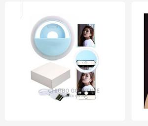 Rechargeable Selfie Ring Light | Accessories for Mobile Phones & Tablets for sale in Lagos State, Surulere
