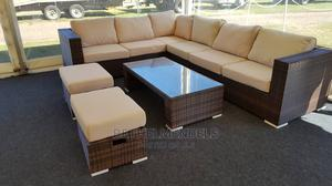 Quality Garden/Outdoor Sets of Rattan Sofas | Furniture for sale in Lagos State, Ikeja
