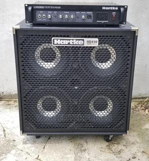 Hartke Bass Combo Hd410 | Audio & Music Equipment for sale in Lagos State, Ojo