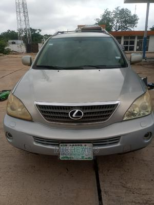 Lexus RX 2008 400h Silver | Cars for sale in Kwara State, Ilorin South