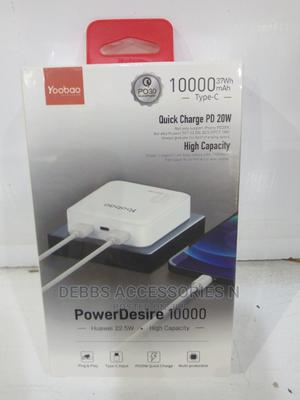 Yoobao 10000mah Power Bank   Accessories for Mobile Phones & Tablets for sale in Lagos State, Ikeja