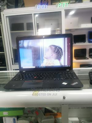 Laptop Lenovo ThinkPad Edge E550 8GB Intel Core I5 HDD 500GB   Laptops & Computers for sale in Lagos State, Ikeja