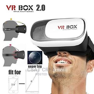Glasses Virtual Reality VR Box 3D | Accessories & Supplies for Electronics for sale in Lagos State, Ikeja