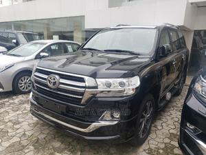 New Toyota Land Cruiser 2020 4.0 V6 GXR Black   Cars for sale in Lagos State, Victoria Island