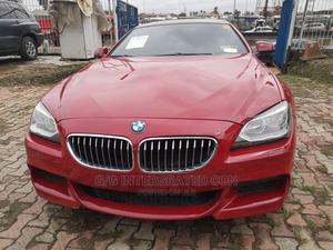 BMW 6 Series 2015 Red | Cars for sale in Lagos State, Ikeja