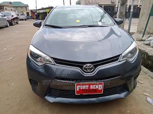 Toyota Corolla 2016 Gray | Cars for sale in Lagos State, Gbagada