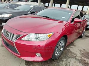Lexus ES 2014 350 FWD Red   Cars for sale in Lagos State, Apapa
