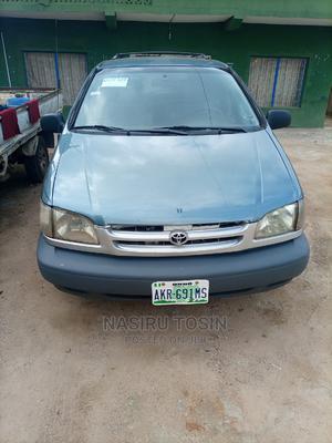 Toyota Sienna 2000 XLE & 1 Hatch Blue   Cars for sale in Ekiti State, Ado Ekiti