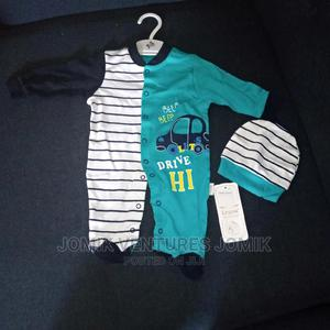 Baby Overall With Cap | Children's Clothing for sale in Ondo State, Akure