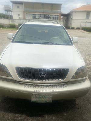 Lexus RX 2000 White | Cars for sale in Oyo State, Oluyole