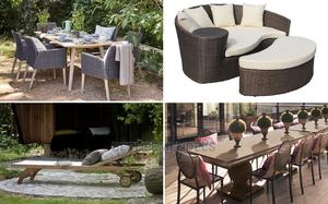 Best/Outdoor Rattan Set of Sofas | Furniture for sale in Lagos State, Ikeja