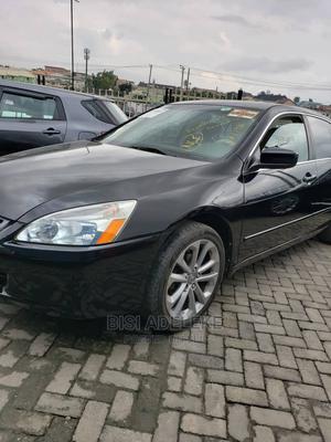Honda Accord 2004 Sedan EX Black   Cars for sale in Lagos State, Ikeja