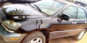 Lexus RX 2000 Black | Cars for sale in Lagos State, Ikorodu