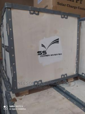 Ss Power Inverter 10kva 48volt Pure Sine Wave With Warranty   Solar Energy for sale in Lagos State, Ikeja