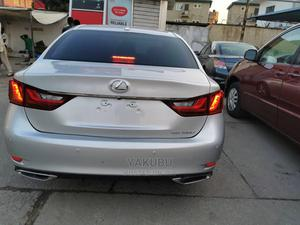 Lexus GS 2013 350 Silver   Cars for sale in Lagos State, Shomolu